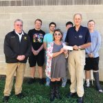 Shirley Receives Red Ribbon Grant