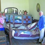 Hill'N Hollow Quilters Guild  Donates Quilt