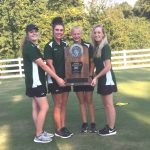 West Side Girls Golf Finished Runner-up at State