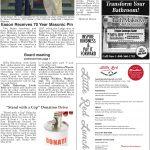 Page 5 – 70 Year Masonic Pin – 7/4/2018