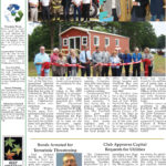 Front page – Congressman Hill visits – 10/3/2018