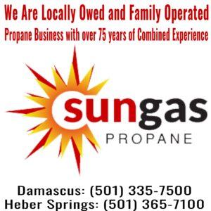sungas propane website